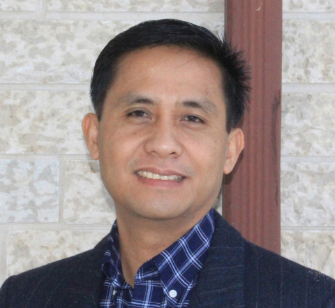 Pastor Sam Cadiz